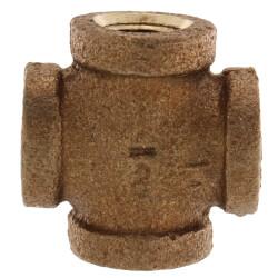 "1/8"" Brass Cross (Lead Free) Product Image"