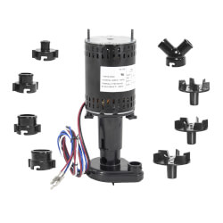 Ice Machine Replacement Pump (115/230V) Product Image