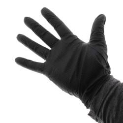 Black Mamba Torque Grip Nitrile Gloves, XL (Box of 100) Product Image