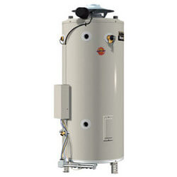 100 Gallon - 250,000 BTU Commercial Gas Water Heater (LP) Product Image