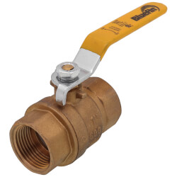"1"" Full Port Threaded Ball Valve (Lead Free) Product Image"