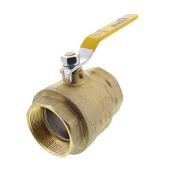 "2"" Full Port Threaded Ball Valve (Lead Free) Product Image"
