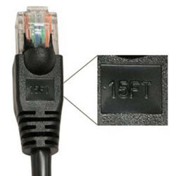 Ethernet Patch Cable, 15 ft Product Image