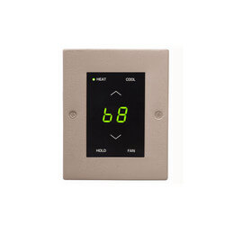 BAYweb Network Thermostat Keypad (Beige) Product Image