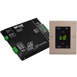 BAYweb Standard Network Thermostat (Beige) Product Image