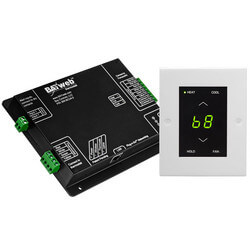 BAYweb Standard Network Thermostat (White) Product Image