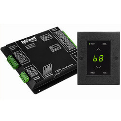 BAYweb Advanced Network Thermostat<br>(Black) Product Image