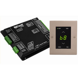 BAYweb Advanced Network Thermostat <br>(Beige) Product Image