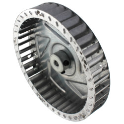 """Blower Wheel for Carrier (5-3/4"""" Diameter x<br>1"""" Width, 5/16"""" Bore) Product Image"""