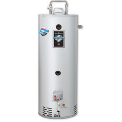 50 Gal. - 65,000 BTU Combi2 Atmospheric Vented Water Heater (NG) Product Image