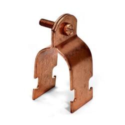 "8"" Copper Multi-Strut Pipe Clamp Product Image"