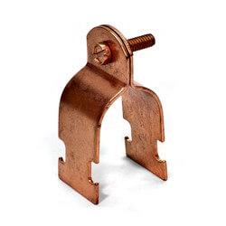 "5"" Copper Multi-Strut Pipe Clamp Product Image"