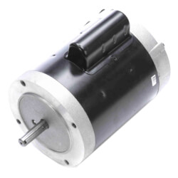 "6-1/2"" Capacitor Start TENV Motor (115/208-230V, 1725 RPM, 1/3 HP) Product Image"