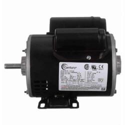 1/4 HP 115/230v General Purpose Motor, 1 PH, 1800 RPM, 48 Frame, ODP Product Image
