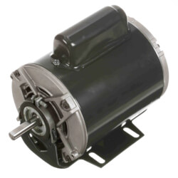 """6-1/2"""" Capacitor Start TEFC Motor (115/208-230V, 1140 RPM, 1/4 HP) Product Image"""