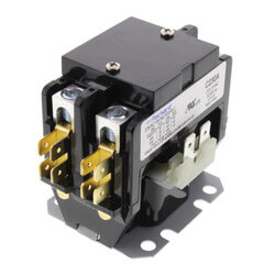 2 Pole Contactor<br>(24V, 30 Amp) Product Image