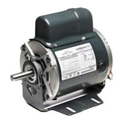Fan and Blower Motor - 1 HP, 1800 RPM, 1 PH (115/208-230V) Product Image