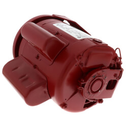 56YZ Hot Water Circulator Pump Motor (115/208-230V, 1725 RPM, 1/2 HP) Product Image