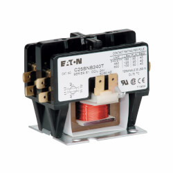 2-Pole Definite Purpose Contactor (24V, 20 Amp) Product Image