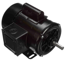 56 TEFC Rigid Base Farm Duty Motor (115/230V, 1725 RPM, 3/4 HP) Product Image