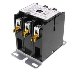 3 Pole Contactor<br>(24V, 40 Amp) Product Image