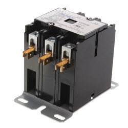 3 Pole Contactor<br>(120V, 40 Amp) Product Image