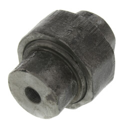 "1/8"" 3000# A105N Carbon Steel Union (NPT) Product Image"