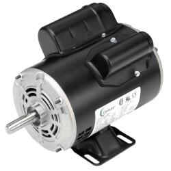 1/2 HP 115/230v General Purpose Motor, 1 PH, 1800 RPM,56 Frame, ODP Product Image