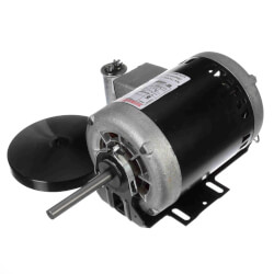 "6-1/2"" Outdoor Condenser Fan Motor (208-230/460V, 1100 RPM, 3/4 SPL HP) Product Image"