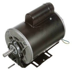 """6-1/2"""" Cap. Start Motor<Br>w/ Sleeve Bearing (1 HP<br>208-230/115V, 1725 RPM) Product Image"""