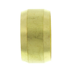 """(60-8) 1/2"""" OD Brass Compression Sleeve (Bag of 5) Product Image"""