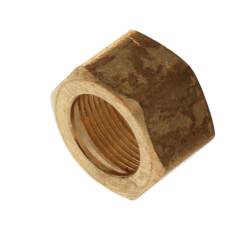 "(61-12) 3/4"" OD Brass Compression Nut (Bag of 5) Product Image"
