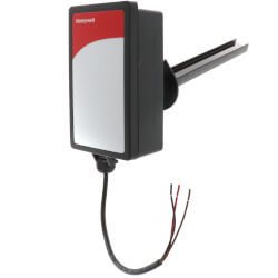 Duct Mount CO2 Sensor w/ No Display, 0-10 Vdc Fixed Output Product Image