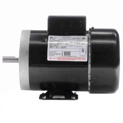 """6-1/2"""" Capacitor Start TEFC Motor (115/208-230V, 1725 RPM, 1/2 HP) Product Image"""