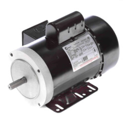 "6-1/2"" Capacitor Start TEFC Motor (208-230/115V, 1725 RPM, 1 HP) Product Image"