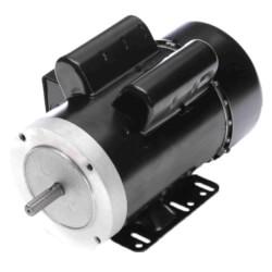 56HC Capacitor Start<br>TEFC Motor (208-230/115V, 1725 RPM, 1-1/2 HP) Product Image
