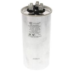 70/5 MFD Round Dual Motor Run Capacitor (370/440V) Product Image