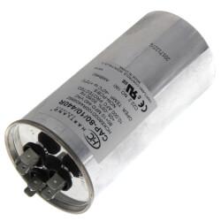 80/10 MFD Round Dual Motor Run Capacitor (370/440V) Product Image