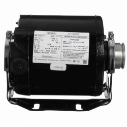 """5-5/8"""" Sleeve Bearing Motor w/ Open Drip Proof (115V, 1725 RPM, 1/3 HP) Product Image"""