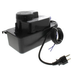 Medium Condensate Pump, 20 Ft Shutoff (1/30 HP, 230V) Product Image