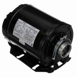 "5-5/8"" Sleeve Bearing Motor w/ Open Drip Proof 115/230V,1725 RPM,1/2 HP Product Image"