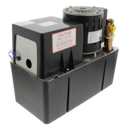Large High Temp Condensate Pump, 25 Ft Shutoff (1/20 HP, 115V) Product Image