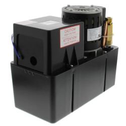 Heavy Duty Industrial Condensate Pump, 50 Ft Shutoff (1/5 HP, 115V) Product Image