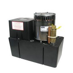 Heavy Duty Industrial Condensate Pump, 50 Ft Shutoff (1/5 HP, 230V) Product Image