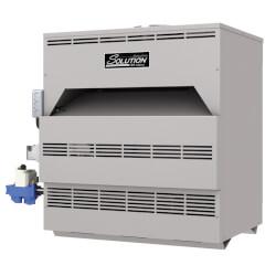 54,000 BTU 2-Stage<br>Spark Ignition Boiler (NG) Product Image