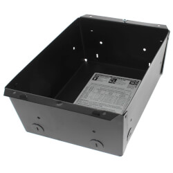 Com-Pak Plus<br>Black Wall Can Product Image
