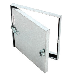 "8"" x 8"" Duct Access Door<br>No Hinge Product Image"