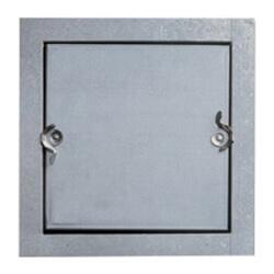 """8"""" x 8"""" Fiberglass Duct Access Door, No Hinge Product Image"""