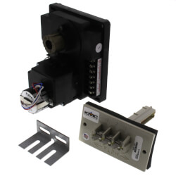 Analog Electronic VAV Flow Controller-Actuator CW/Close, SSE-1001, 100° Product Image