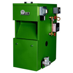 CGS40C 63,000 BTU Output Elec. Ignition Cast Iron Gas-Fired Steam Boiler w/ LWCO (NG) Product Image